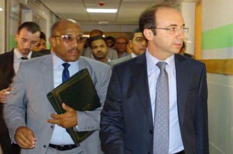 الدكالي يقرر مقاضاة المعتدين على موظفي وزارة الصحة