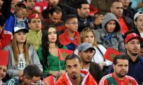 الجالية المغربية في الغابون تغيب عن لقاء المنتخب ضد الطوغو