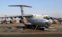 (فيديو) عشرات القتلى في تحطم طائرة عسكرية جزائرية