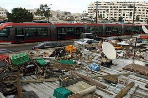 الدار البيضاء خامس أسوأ مدنية عربية في رفاهية العيش سنة 2018احتلت الرتبة 115 ضمن 140 مدينة عالمية
