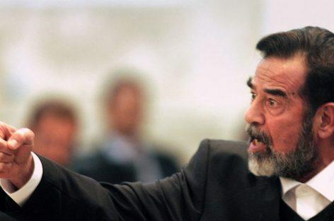 حدث في مثل هذا اليوم:بدء محاكمة صدام حسين