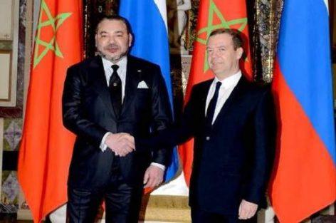رئيس الحكومة الروسية يزف هذا الخبر السار لجميع المغاربة (صورة)