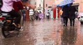 مقاييس التساقطات المطرية خلال الـ 24 ساعة الماضية ووجدة تسجل أعلى معدل