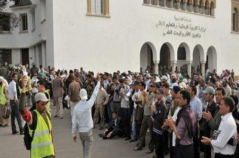 إضراب عام يشل قطاع التعليم اليوم ومطالب عديدة تواجه أمزازي