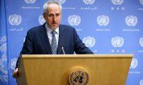 ستيفان دوجاريك … مجلس الأمن الدولي يدعو الأطراف لمشاركة بناءة بمحادثات جنيف