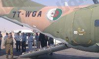 الجيش الجزائري يكشف تفاصيل تحطم الطائرة العسكرية ومقتل 257 راكبا