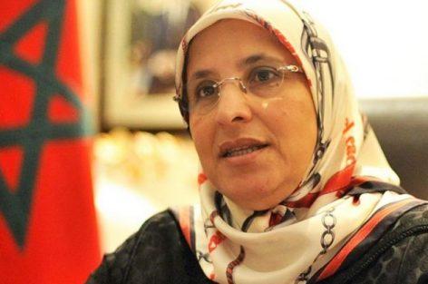 بالفيديو: بسيمة الحقاوي تعترف.. أنا بدون أبناء وابنتي هبة توفيت