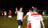 قيادة الأحرار تهزم شبيبتها ب 4 أهداف في مباراة لكرة القدم بمراكشعلى هامش جامعة الشبيبة