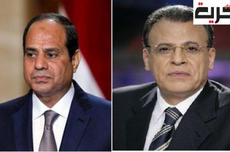 """عـاجل ــــ شاهد : مذيع الجزيرة يقول """"لدينا وثائق سننشرها ستطيح بالسيسي ونظامه"""""""