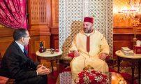 العثماني يستعرض أمام الملك خطة الحكومة لإصلاح مراكز الاستثمار الجهوية