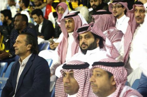 عــاجل وبالفيديو.. لن تتصور ما قام به التركي آل الشيخ بعد الهزيمة المذلة للسعودية أمام روسيا