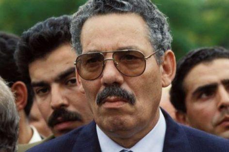 الجنرال خالد نزار يتهم صدام حسين بقتل وزير الخارجية الجزائري الأسبق