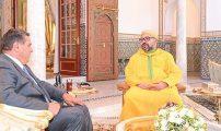 الملك يستقبل أخنوش ويكلفه بإعداد تصور استراتيجي شامل وطموح لتنمية الفلاحة….