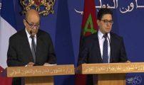 """في ظل أزمة استدعاء """"صحفيين"""" مغاربة.. وزير الخارجية الفرنسي يؤجل زيارته للمغرب"""