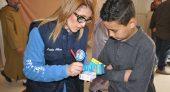 صور : 520 مستفيد من قافلة الخير الطبية بجماعة بني سيدال لوطا