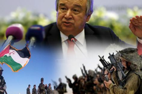 الأمين العام للأمم المتحدة يتخذ موقفا مفاجئا وجديدا حول قضية الصحراء المغربية