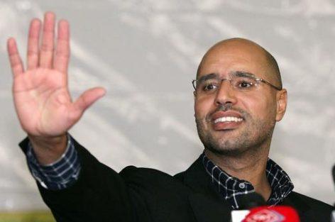 سيف الإسلام يترشح للانتخابات الرئاسية في ليبيا.. يمشي القذافي ويبقاو حروفو