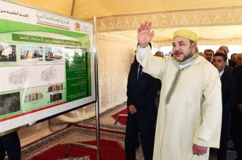 """الملك يترأس حفل إطلاق المرحلة الـ3 من مبادرة """"التنمية البشرية""""تمت بلورتها وفق هندسة جديدة"""