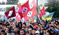 """علم """"جمهورية الريف"""" التي أسسها عبد الكريم الخطابي يثير """"زوبعة"""" في محاكمة الزفزافي"""