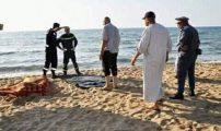 مصرع أب وابنته في حادثة غرق بشاطئ غير محروس بطنجة