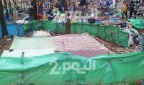 سلطات الناظور تفرغ مخيمات المهاجرين..أنباء عن إصابات