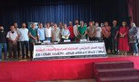 المشاركة السياسية لجبهة العمل الأمازيغي خيار لا رجعة فيه