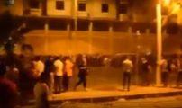 """بالفيديو : كلمة """"الله أكبر""""، تُثير الرعب والفزع في صفوف جماهير المهرجان المتوسطي للناظور"""