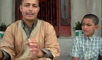 """فيديو ، عبد الرحيم لمنور يستغيث المواطنين جبروت مدير ثانوية بني سيدال """" بنعيسى صوالح """""""