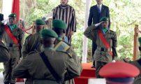 الملك يترحم على ضحايا الإبادة الجماعية في رواندا