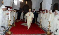 الملك محمد السادس سيعود من جولته الإفريقية لإحياء ليلة المولد النبوي