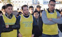 : القصر البلدي ببن الطيب في مازق : التحام الساكنة بالاساتذة دفاعا عن الكرامة 
