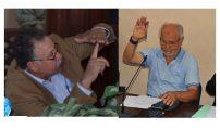 """تسجيل صوتي  من المستشار الجماعي من فريق المعارضة """" العزوزي """" للرد على مسرحية النائب الأول لرئيس بلدية ازغنغان ،"""