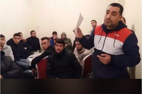 """بمساعدة من الإعلامي """" الحسين طهرية """" المدير العام لجماعة بني شيكر يساهم في خرق فصول القانون الأساسي لجمعية نادي بني شيكر لكرة القدم"""