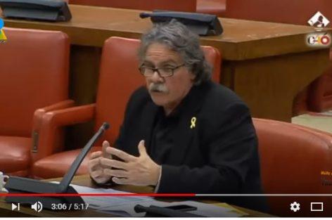 جديد: قضية حرب الريف والحراك يحضران بقوة في البرلمان الإسباني – مترجم