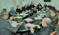 حزب جبهة القوى الديمقراطية يسجل قلقه حيال تنامي مظاهر الأزمة بالبلاد.