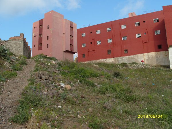 تلويث البيئة ببني شيكر ضواحي الناظور (48)