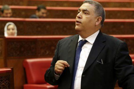 """الـPJD يهاجم لفتيت ويعتبر حل مجلس جهة كلميم """"فاقدا للشرعية"""""""