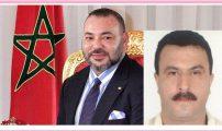 تهنئة مرفوعة إلى حضرة صاحب الجلالة الملك محمد السادس نصره الله بمناسبة عيد العرش المجيد