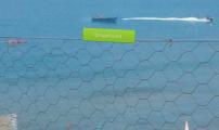 صور حصرية في انتظار إدراج الفيديو – بعد مطاردته في عرض ساحل البحر الأبيص المتوسط البحرية الملكية المغربية تحتجز زورقا نفاثا بشاطئ القراصنة ببني شيكر