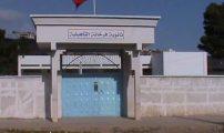 البنايات المهجورة التابعة لثانوية فرخانة ملاذا للمنحرفين و مصدر خطر على تلاميذ المؤسسة.