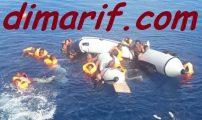 صيادون ينقذون 30 إفريقيا بعد تحطم زورقهم الشراعي واختفاء 25 في عرض البحر وانتشال 5 جثث