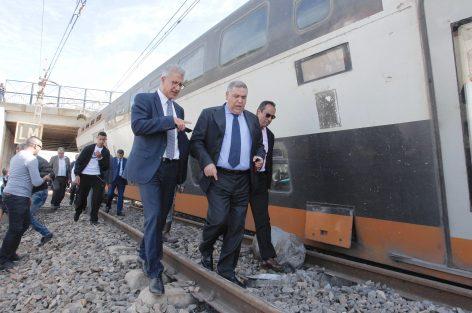 """بعد فاجعة """"قطار بوقنادل"""".. """"الخليع"""" يعلن عن إعادة تشغيل السكة الثانية"""