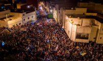 منظمة حقوقية تطالب باطلاق سراح معتقلي الحراكات الشعبية