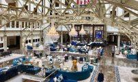 اللوبي السعودي في واشنطن دفع ثمن إقامة 500 ليلة في فندق ترامب بعد فوزه بالانتخابات