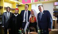 """أخنوش يفتتح الجناح المغربي في معرض """"الأسبوع الأخضر"""" الدولي ببرلين"""
