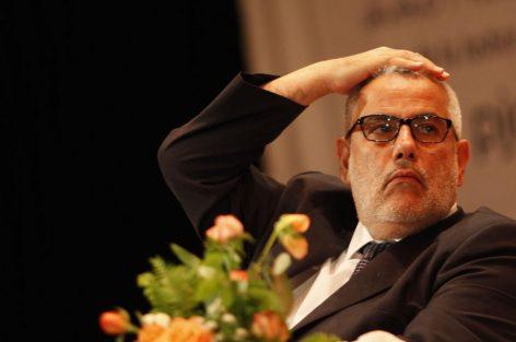 بنكيران غاضب بعد تسريب وثائق حول تقاعده ويطالب بتدخل العثماني وبنشعبون