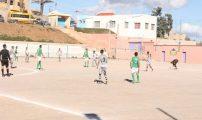 اتحاد بني بوغافر لكرة القدم يعود بثلاثة نقط من وكسان بعد تغلبه على فريق شباب تيزطوطين بملعب وكسان