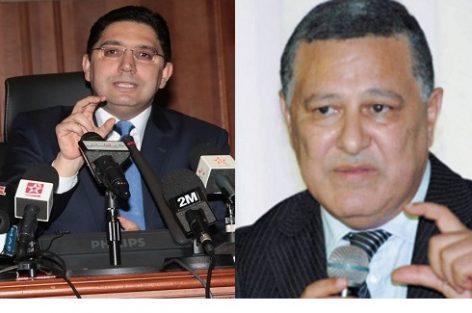 بوريطة يخرج عن صمته بخصوص استدعاء سفيري المغرب بالسعودية والإمارات