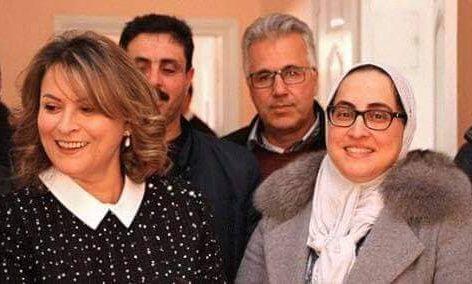 تنصيب الدكتورة نسرين العامري مندوبة لوزارة الصحة بإقليم الناظور اليوم خلفا لدكتور الهواري عبد الرحيم.