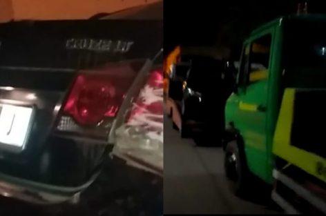 تطورات مثيرة بشأن إنقلاب سيارة جماعة بسيدي قاسم خارج أوقات العمل